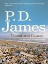 Unnatural Causes (eBook): Inspector Adam Dalgliesh Series, Book 3