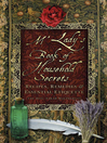M'Lady's Book of Household Secrets (eBook): Recipes, Remedies and Essential Etiquette