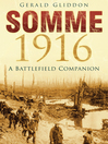 Somme 1916 (eBook): A Battlefield Companion
