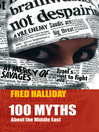 100 Myths About the Middle East (eBook)