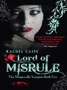 Lord of Misrule (eBook): The Morganville Vampires Series, Book 5