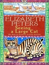 Seeing a Large Cat (eBook)