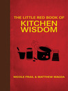 The Little Red Book of Kitchen Wisdom (eBook)