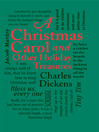 A Christmas Carol (eBook): And Other Holiday Treasures