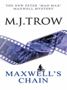 Maxwell's Chain (eBook): Peter Maxwell Series, Book 13