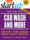 Start Your Own Car Wash and More (eBook)