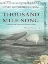 Thousand Mile Song (eBook): Whale Music in a Sea of Sound
