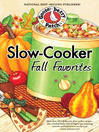Slow-Cooker Fall Favorites (eBook)
