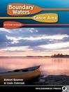 Boundary Waters Canoe Area (eBook): Western Region