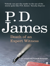 Death of an Expert Witness (eBook): Inspector Adam Dalgliesh Series, Book 6