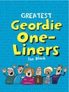 Greatest Geordie One-Liners (eBook)