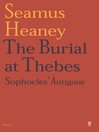 The Burial at Thebes (eBook)