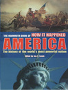 The Mammoth Book of How it Happened (eBook): America