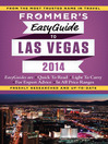 Frommer's EasyGuide to Las Vegas 2014 (eBook)