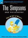 The Simpsons and Philosophy (eBook): The D'oh! of Homer