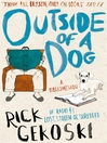 Outside of a Dog (eBook): A Bibliomemoir