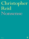 Nonsense (eBook)