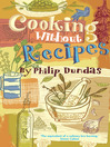 Cooking without Recipes (eBook)
