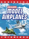 Origami Model Airplanes (eBook)