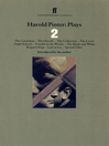 Harold Pinter Plays 2 (eBook): The Caretaker; Night School; The Dwarfs; The Collection; The Lover