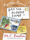 Agatha Raisin and the Day the Floods Came (eBook): Agatha Raisin Mystery Series, Book 12