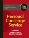 Personal Concierge Service (eBook): Entrepreneur's Step-by-Step Startup Guide