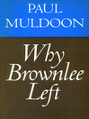 Why Brownlee Left (eBook)