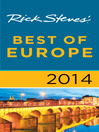 Rick Steves' Best of Europe 2014 (eBook)