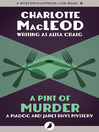 A Pint of Murder (eBook)