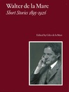 Short Stories 1895-1926 (eBook)