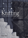 Knitting (eBook): Colour, structure and design