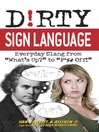 Dirty Sign Language eBook