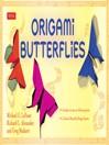 Origami Butterflies (eBook)
