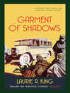Garment of Shadows (eBook): Mary Russell and Sherlock Holmes Series, Book 12