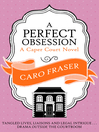 A Perfect Obsession (eBook): Caper Court Series, Book 5