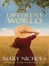 A Different World (eBook)