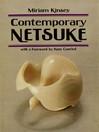 Contemporary Netsuke (eBook)