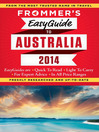 Frommer's EasyGuide to Australia 2014 (eBook)