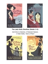 The Lady Emily Omnibus (Books 1-4) (eBook): And Only to Deceive, A Poisoned Season, A Fatal Waltz, Tears of Pearl