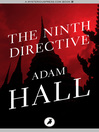 The Ninth Directive (eBook)