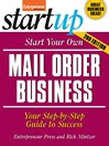 Start Your Own Mail Order Business (eBook)