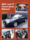 MGF and TF Restoration Manual (eBook)