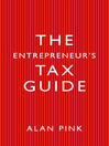 The Entrepreneurs Tax Guide (eBook)