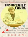 Insincerely Yours (eBook): Letters from a Prankster
