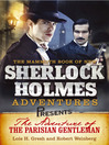 Mammoth Books Presents The Adventure of the Parisian Gentleman (eBook)