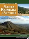 Hiking and Backpacking Santa Barbara and Ventura (eBook)