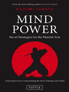 Mind Power (eBook): Secret Strategies for the Martial Arts