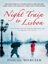 Night Train to Lisbon (eBook)