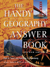 The Handy Geography Answer Book (eBook)