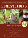Homesteading (eBook): A Backyard Guide to Growing Your Own Food, Canning, Keeping Chickens, Generating Your Own Energy, Crafting, Herbal Medicine, and More